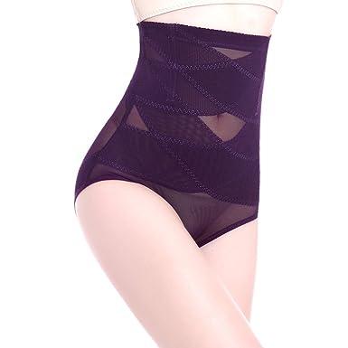 Femmes Lingerie Sculptante Shorty Corset Minceur Culotte Gainante Ventre  Plat Amincissant Shapewear Taille Haute avec Ceinture 6724f5f2128