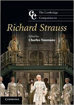 __PORTABLE__ The Cambridge Companion To Richard Strauss (Cambridge Companions To Music). della reports lorem estado cabin ofrecen