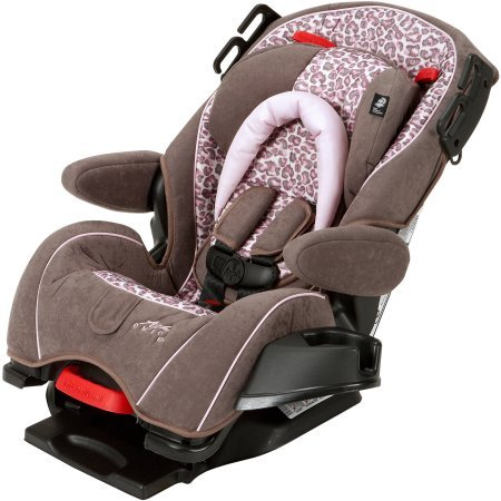 Alpha Omega Elite Convertible (Safety 1st Alpha Omega Elite Convertible Car Seat, Pretty Paws)