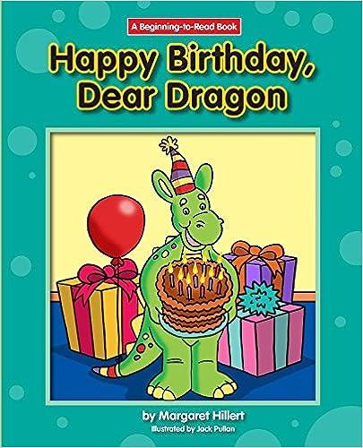 Happy birthday, dear dragon image cover