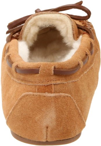 Slippers On Tamarac Molly Slip Closed Toe Womens Chestnut xwgqgZfY