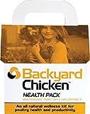 BACKYARD CHICKEN HEALTH PACK - 3 PIECE