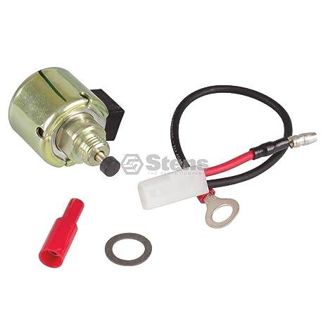 amazon com : kohler 12 757 33-s solenoid repair kit : lawn mower solenoids  : garden & outdoor