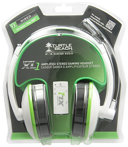 Turtle Beach Ear Force XL1 Amplified Wired Headset for sale  Delivered anywhere in Canada