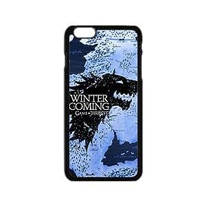 Winter Coming Black iPhone 6 case