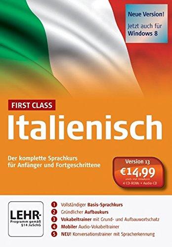 First Class Sprachkurs Italienisch 13.0