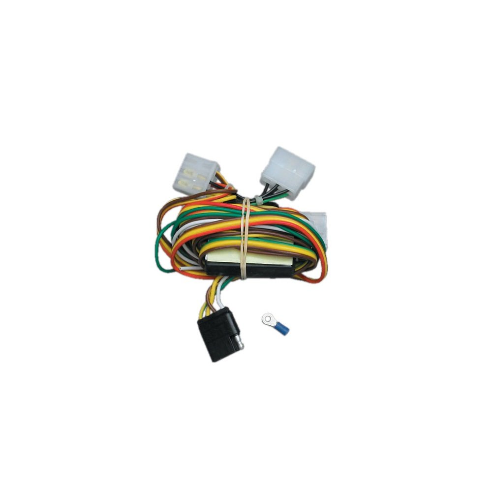 Tekonsha 118331 T-One Connector Assembly with Converter