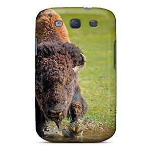 Perfect Fit VxV418dbvx Buffalo Case For Galaxy - S3