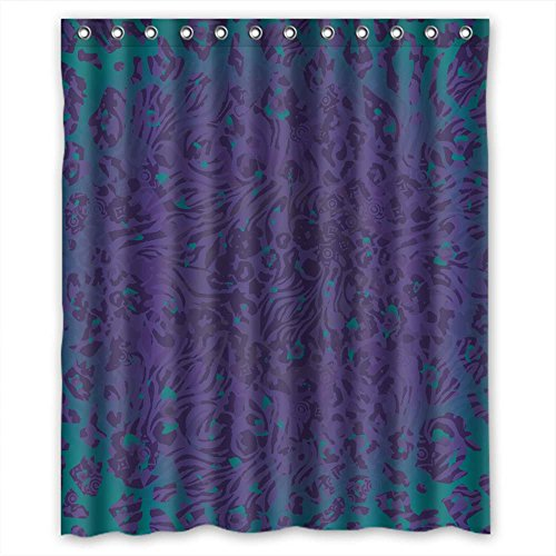 Cheap  MaSoyy Bohemian Bathroom Curtains Polyester Best For Mother Relatives Hotel Him Couples...