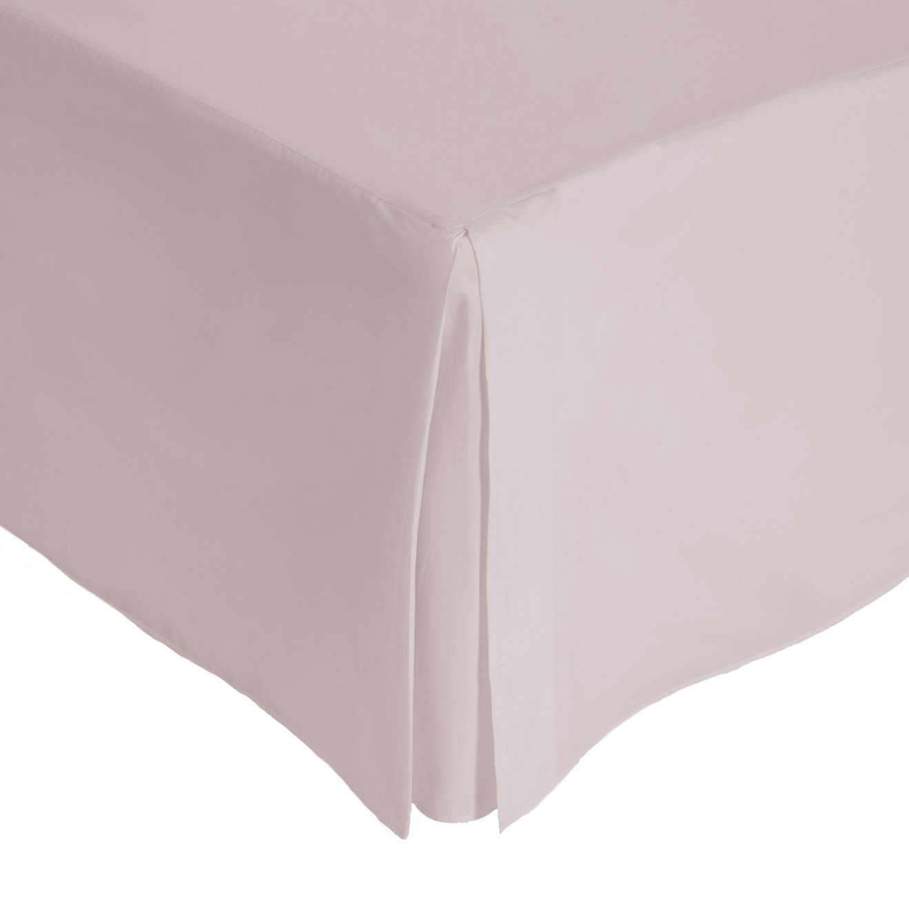 Julian Charles Double Percale 180 Thread Count Base Valance, Cream Rectella PERCALE2-031134