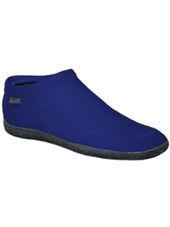 Sockwa G4 Minimal Barefoot Shoes B00F4F0JZC W6/M5|Navy