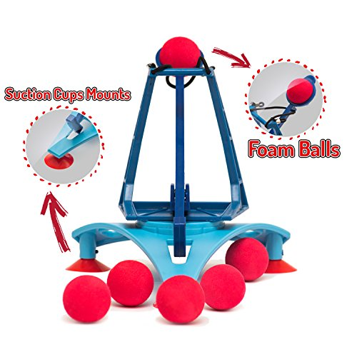 Perfect Life Ideas Science Education Fun Games Catapult Toy for Boys Girls Children Kids Adults Family Educational Scientific Learning Desktop Tabletop Shooting History Game for Home Office Parties