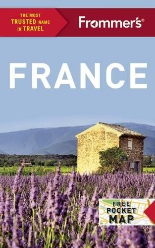 Frommer's France (Color Complete Guide)