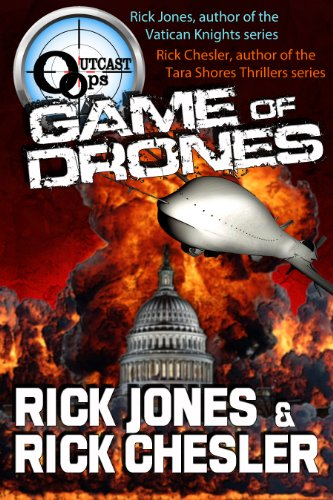 OUTCAST Ops: Game of Drones (OUTCAST Ops Book 1) (OUTCAST Ops Series) Series Spearguns