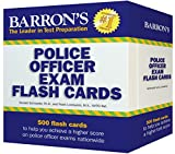 Barron's Police Officer Exam Flash Cards