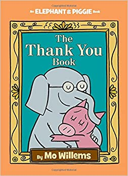 Image result for image of the thank you book