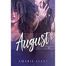 AUGUST: A BWWM Romantic Suspense  (Standalone Full-Length Novel)