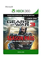 Gears of War 3: Season Pass - Xbox 360 Digital Code