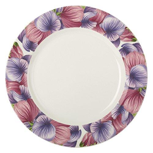 Portmeirion Botanic Blooms Sweet Pea Dinner Plate (Set of 4)