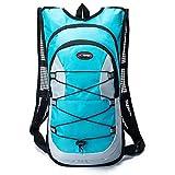 Best Fit For U Hydration Pack Water Backpack for Running Hiking Biking Women Men Kids