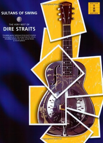 he Very Best of Dire Straits (Sultans Of Swing Guitar)