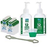 SmartMouth Activated Mouthwash 2 Bottle Combination Kit
