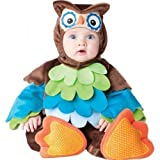 Deluxe Baby Boys Girls What a Hoot Owl Animal Bird in Character Halloween Fancy Dress Costume Outfit (6-12 Months)