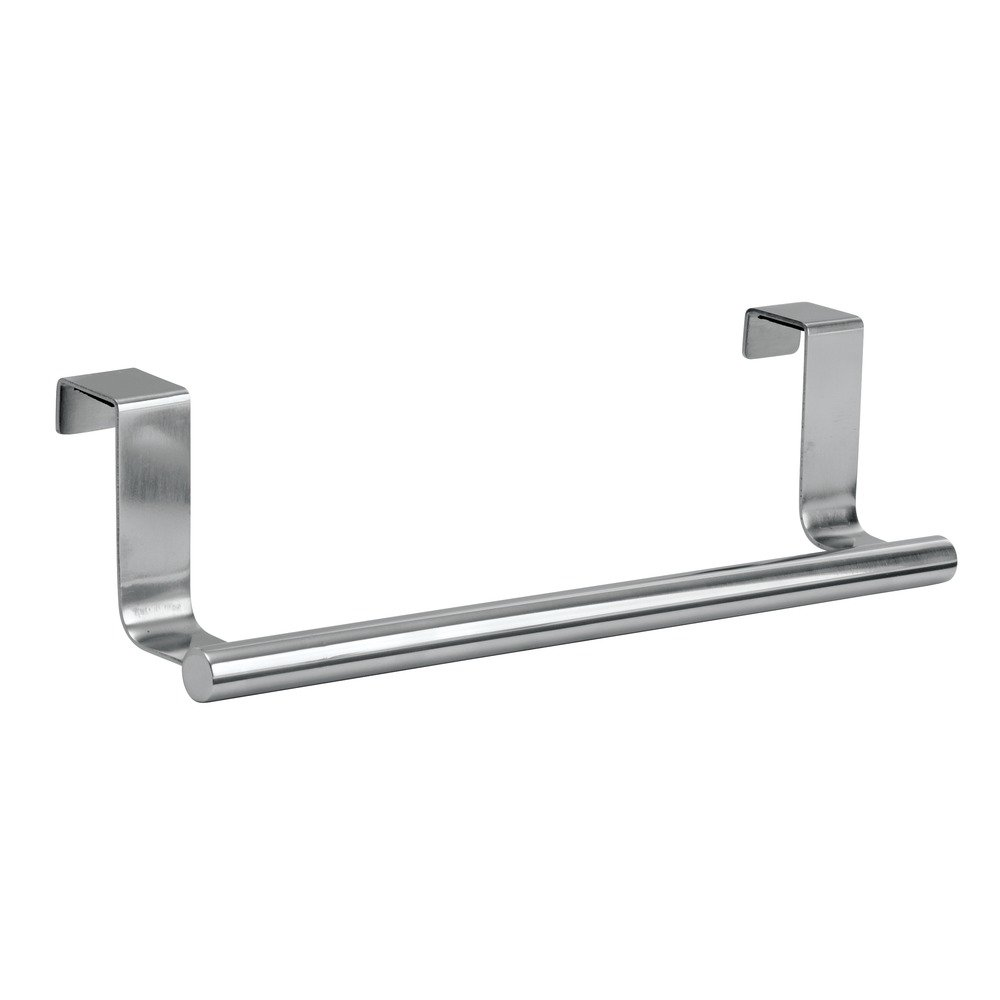 InterDesign Forma Over-the-Cabinet Kitchen Dish Towel Bar