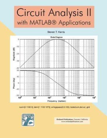 circuit analysis ii with matlab - 3