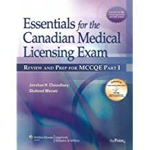 Essentials for the Canadian Medical Licensing Exam with access code: Review and Prep for MCCQE Part I (Point (Lippincott Williams & Wilkins)) by Jeeshan H. Chowdhury (2012-12-01)