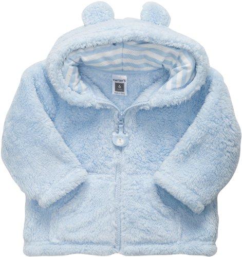 Carter's Sherpa Jacket - Blue-3M