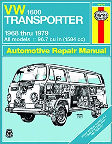 Volkswagen VW 1600 Baywindow Transporter 1584cc (68-79 ... on vw bug wiring-diagram, vw bus engine diagram, vw pick up wiring diagrams,