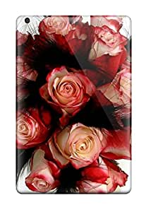 New The Rose Buke Tpu Skin Cases Compatible With Ipad Mini