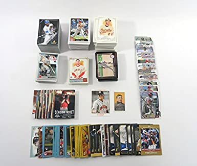 Mlb Baseball Card Collector Box With Over 800 Cards Guaranteed Bryce Harper Rookie Year And T206 Honus Wagner Card