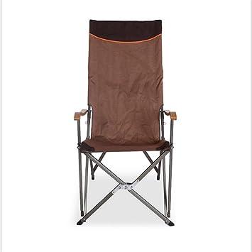 Yamyannie Silla de Camping portátil Es Conveniente para Las sillas ...