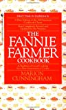The Fannie Farmer Cookbook, Marion Cunningham, 0553568817