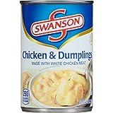 Swanson Chicken & Dumplings Soup, 10.5 Ounce (Pack of 12)