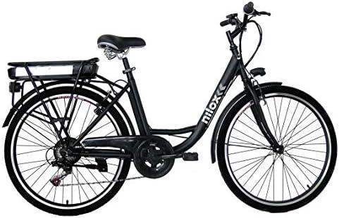 Nilox 30NXEB266VFM1V2 - Bicicleta eléctrica E Bike 36V 7.8AH 26X1.75P - J5, Motor 36 V 250
