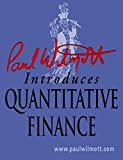 img - for Paul Wilmott Introduces Quantitative Finance book / textbook / text book