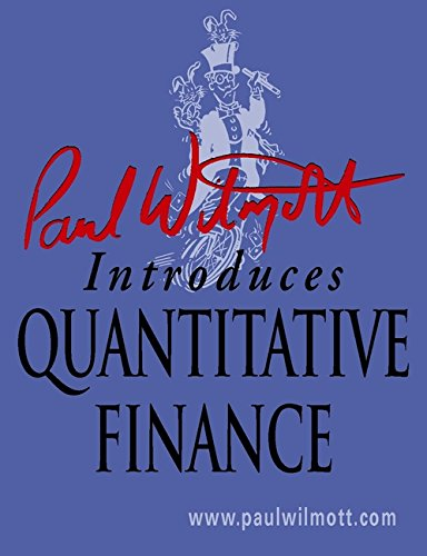 Paul Wilmott Introduces Quantitative Finance by Wiley
