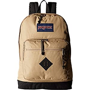 JanSport Unisex City Scout Field Tan Backpack