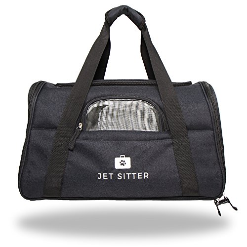 Jet Sitter Super Fly Airline Approved Soft Sided Pet