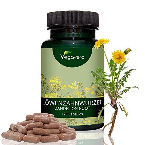 Dandelion Root Extract by Vegavero | Highest Dosage: 2800 mg of Dandelion...