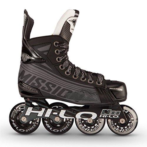 Mission 1044710 INLINE SKATE (Mission Roller Hockey Skates)
