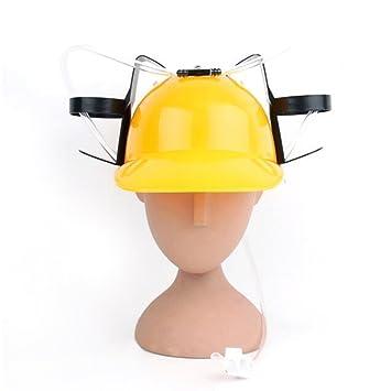 Cerveza Potable casco (U Pick) dispensador de béisbol sombrero juego Copa Fun fiesta de color amarillo: Amazon.es: Deportes y aire libre