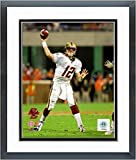 Matt Ryan Boston College Eagles NCAA Action Photo 12.5'' x 15.5'' Framed
