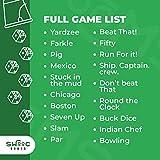 SWOOC Games - Yardzee, Farkle & 20+ Games - Giant