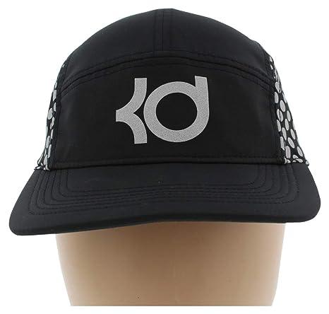 71e4030c5 Amazon.com: Nike KD Sunrise AW84 Black Adjustable Reflective Hat ...