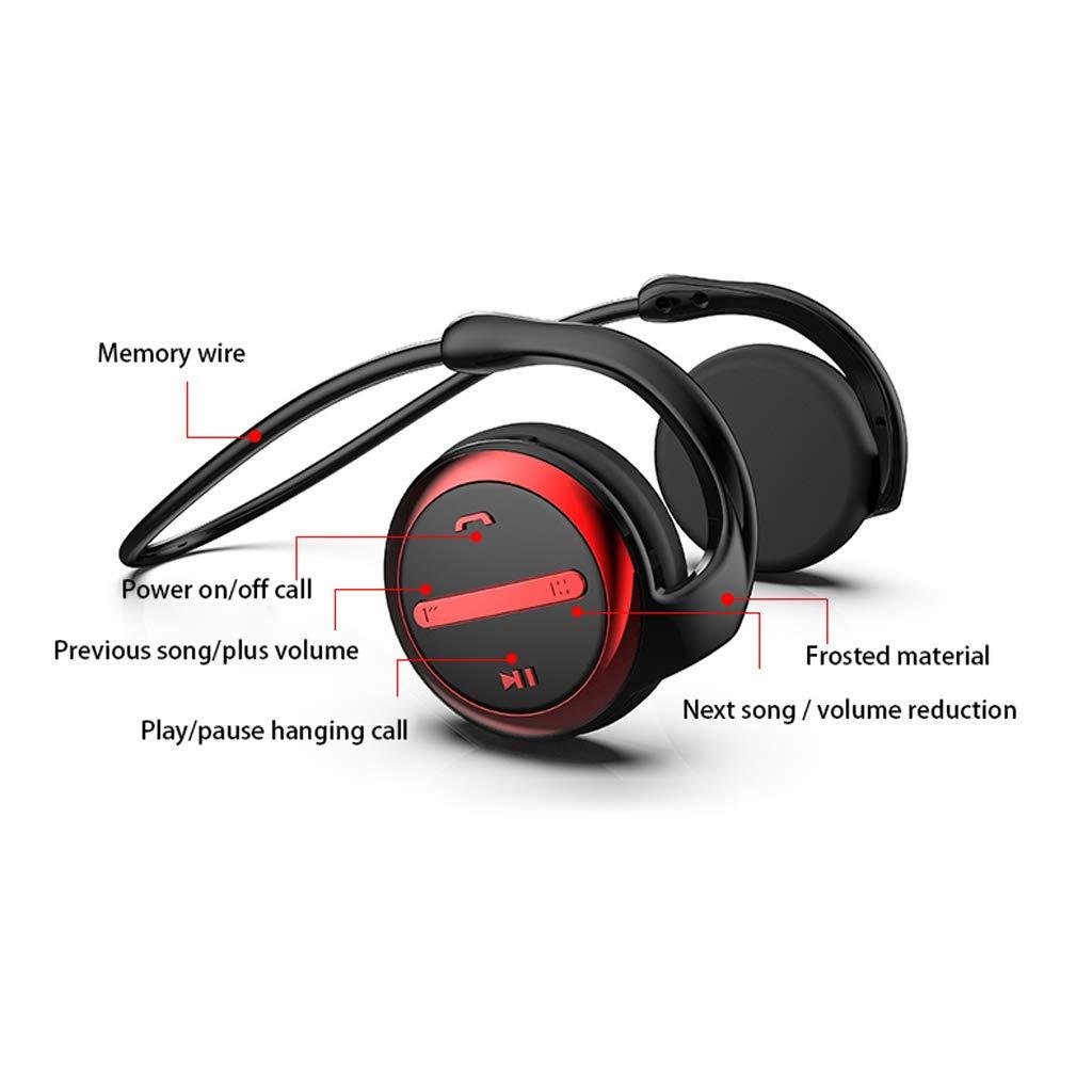 Zhengfangfang Auriculares inalámbricos Bluetooth, Auriculares ...