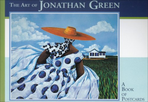 The Art of Jonathan Green: A Book of Postcards